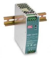 120W Single Output Industrial DIN RAIL รุ่น EDR-120-48 ยี่ห้อ Meanwell