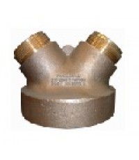 FIRE HYDRANT (ROOF MANIFOLD) Y TYPE Cast Brass รุ่น 5871 ยี่ห้อ POTTER ROEMER
