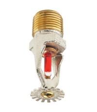 VICTAULIC Sprinkler V2707, glass bulb type,1/2 Inch. Office,1/2 Inch.