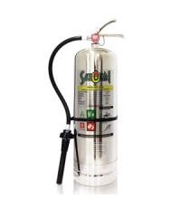 เครื่องดับเพลิงยกหิ้ว ชนิดโฟม SATURN AFFF Foam Fire Extinguisher, cap 9 LTR.