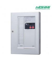 ตู้ควบคุมแจ้งเหตุเพลิงไหม้ ติดผนัง รุ่น FAPN105N-SERIES, 10L, 20L ยี่ห้อ NOHMI (2018)