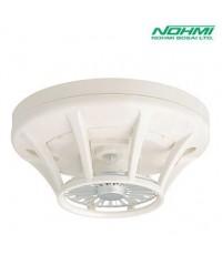 ตรวจจับความร้อนในอุณหภูมิที่กำหนด FDLJ906-DW-X65 รุ่น 65°C ชนิดต่อ Lamp ได้  NOHMI (2018)