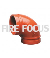 No. 001 Firelock 90 deg Elbow, VICTAULIC BRAND