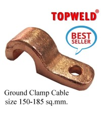 TOPWELD Ground Clamp Cable size 150-185 sq.mm. Model. T-GC 150-185