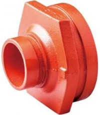 VICTAULIC Style-50 Groove Fitting Reducer Concentric UL/FM