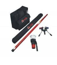 ชุดคิททดสอบ Smoke Detector+ชุดถอด+ไม้ยาว 6เมตร+กระเป๋า รุ่น SOLO811 ยี่ห้อ SOLO