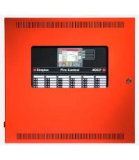 ตู้ไฟร์อลาร์มแบบ 100 Point Addressable up to 250point รุ่น 4007-9102 ยี่ห้อ Simplex