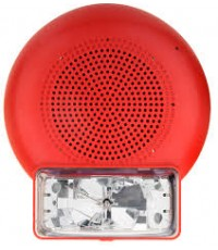 SIMPLEX Addressable Horn with strobe intensity selectable15,30,75,110CD.Ceiling model.49SV-APPLC