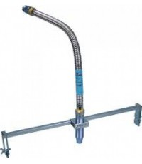 VICTAULIC STAINLESS STEEL BRAID FLEXIBLE HOSE ASSEMBLY SIZE 48 x 3/4 INCH. MODEL. AH3 WITHOUT REDUCE
