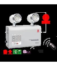 SUNNY Emergency light LED 9 w. Battery 12V.-7.0 Ah. Back-up 5 Hr.  Model. MCU209HZ5