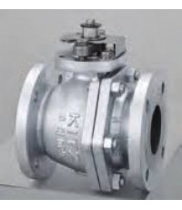 KITZ Ball Valve CF8M W.O.G. 150 Psi. Flanged End Size 3/4 Inch. model. 150UTDZM