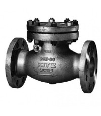 KITZ Stainless Steel Swing Check Valve CF8M 300 Psi. Flanged 2 Inch. model.300UOAM(T)