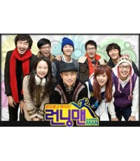 Running Man Ep.41 - EP.50 / 10 DVD [Sub Thai]