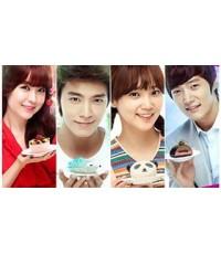 Panda and Hedgeho  4 DVDลดบิต ซับไทย [ดงเฮ SJ/ยูนซึงอา/ชอยจินฮยอค/ยูโซยอง]