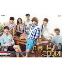 To The Beautiful You 4 DVD ลดบิต ซับไทย RU-Indy [มินโฮ SHINee/ชอลลี่ f(x)]  Hana-Kimi ฉบับเกาหลี