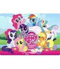 My Little Pony Friendship is Magic Vol.1-Vol.6 มายลิตเติ้ลโพนี่ มหัศจรรย์แห่งมิตรภาพ  6  DVD [ไทย]