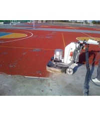Polishing concrete and Grinding concrete