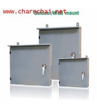 OUTDOOR Steel Cabinet for 2x11 pos. BMF