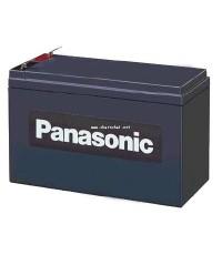 แบตเตอรี่แห้ง 12V 7.2 Ah Panasonicยาว151 x กว้าง64.5 x สูง94 x สูงรวมขั้ว100 มม. LC-R127R2