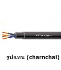 สายไฟฟ้า ไทยยาซากิ NYY 1 แกนพื้นที่หน้าตัดขวาง 185  MM2 เบอร์ 185