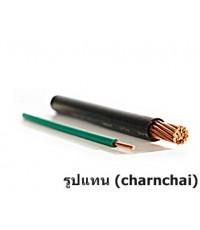 สายไฟฟ้า THW ยี่ห้อ Thai yazaki ขนาด 1x95 SQ mm หรือ สายไฟ thw เบอร์95 ยาว1 เมตร (1m)