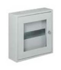 ตู้เหล็กรวมไฟ ชนิดฝาเหล็กทึบและฝากระจกใส