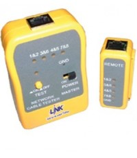 UTP CABLE TESTER (YELLOW)