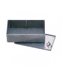 Die Cast Aluminium Enclosures (O D 193.5x112.4x56.2mm)