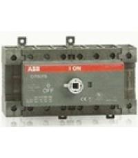 Compact set  Compact mechanism  OWP6D125  8-Poles