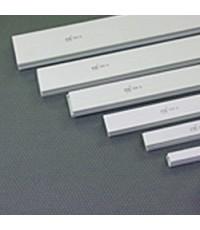 รางเก็บสายไฟสีขาว สำหรับงานตกแต่ง Dimension สูง(H) 16mm กว้าง(W) 32mm Length ความยาว 2 เมตร