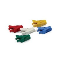 LINK US-601X CABLE – CAT 5E LOCKING PLUG BOOTS IVORY