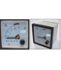 มิเตอร์ 48x48 รหัสMT442 Meter. AC AMP ต่อตรง  Range. 10A