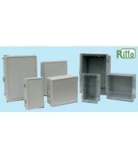 RITTO กล่องพลาสติกA BS ขนาด125 x 250 x 90mm E203