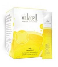วีดาเซล - Vidacell ผลิตภัณฑ์เครื่องดื่ม เพื่อสุขภาพ (ขนาดบรรจุ 30 ซอง / ซองละ 5 g.) สมองทำงานดีขึ้น