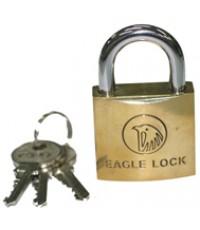 กุญแจ ทล. King Eagle lock 50mm.