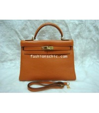 Hermes Kelly 32 Togo Leather