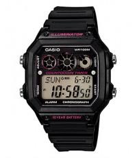 นาฬิกาคาสิโอ Casio STANDARD รุ่น AE-1300WH-1A2V