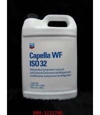 น้ำมันคอมแอร์ Capella WF ISO32 ขนาด 3.785 ลิตร