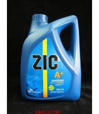 น้ำมันเครื่อง ZIC A+   5W-20