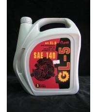 ปตท เกียร์ SAE 140 GL5 5ลิตร