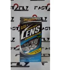Meguaire Headlight Lens Correction kit ชุดขัดฟื้นฟูไฟหน้าแบบใช้มือขัด