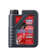 LIQUI MOLY MOTORBIKE 4T SYNTH 10W-50 STREET RACE 1686 1l.
