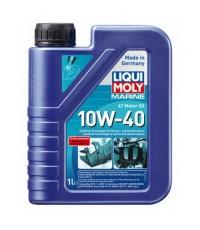LIQUI MOLY MARINE 4T MOTOR OIL 10W-40 25012 1l.