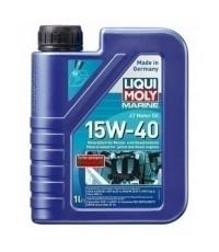 LIQUI MOLY MARINE 4T MOTOR OIL 15W-40 25015 1l.