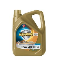 HAVOLINE PRO DS LE FULLY SYNTHETIC SAE 5W-40 4L