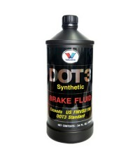 SYNTHETIC BRAKE FLUID DOT 3 0.5L