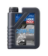LIQUI MOLY MOTORBIKE 4T SYNTH 20W-50 STREET 21251 1l.