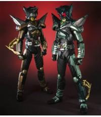 S.I.C. Kamen Rider Kick Hopper  Punch Hopper