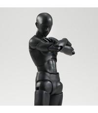 S.H.Figuarts Body-kun (Solid Black Color Ver.)