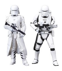 1/10 ARTFX+ First Order Snowtrooper  First Order Flametrooper 2Pack Force Awakens Version